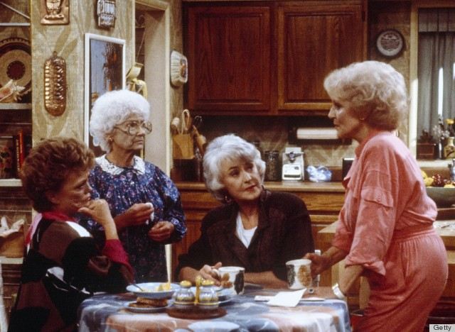 golden girls house interior golden girls