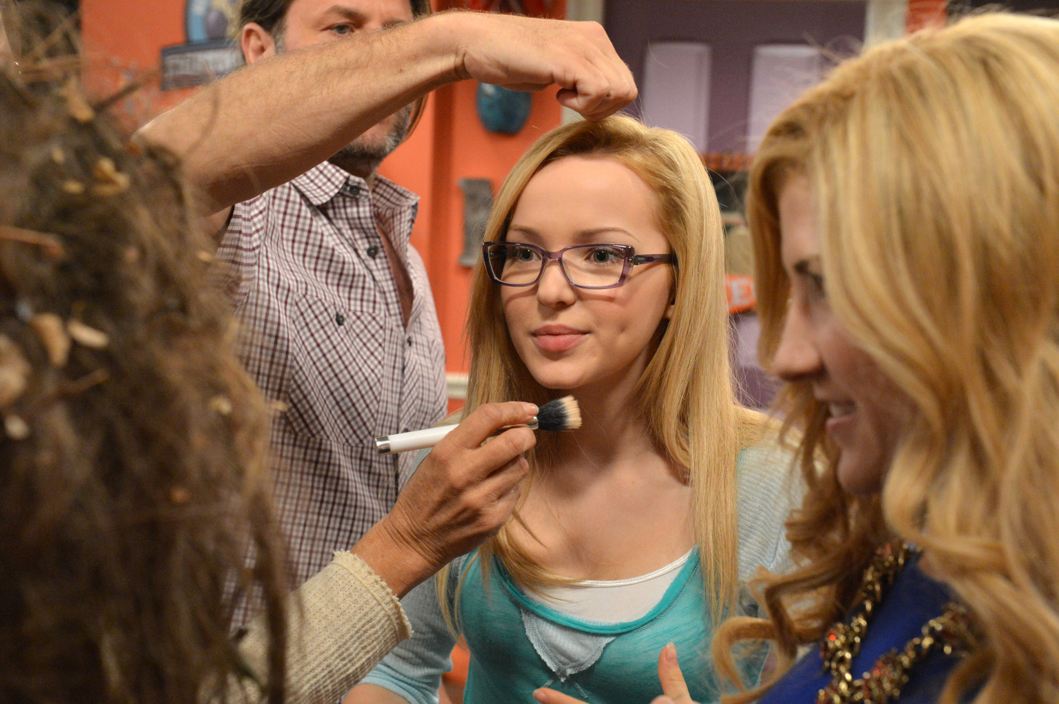 -The-Scenes Look At The Disney Channel's 'Liv And Maddie' (PHOTOS