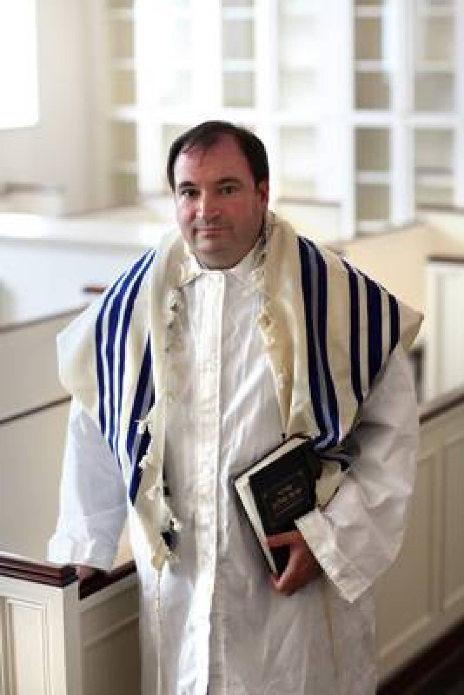 White On Yom Kippur Represents Atonement And Purity During ...