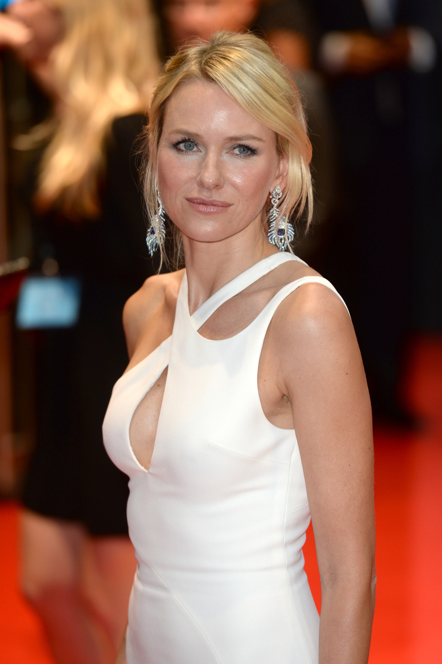 LISTEN: The Moment 'Di... Naomi Watts Facebook