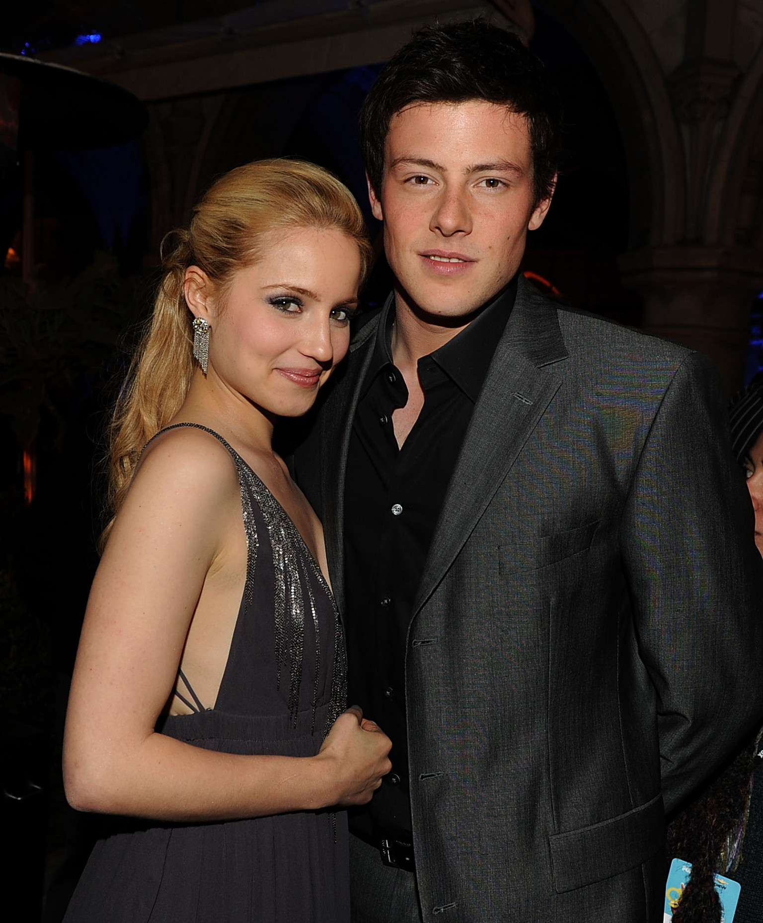 Dianna Agron Remembers Cory Monteith On 'Katie' | HuffPost