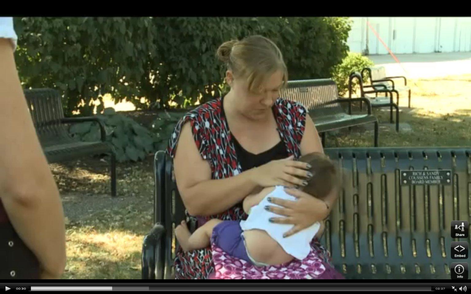 Breastfeeding State Laws