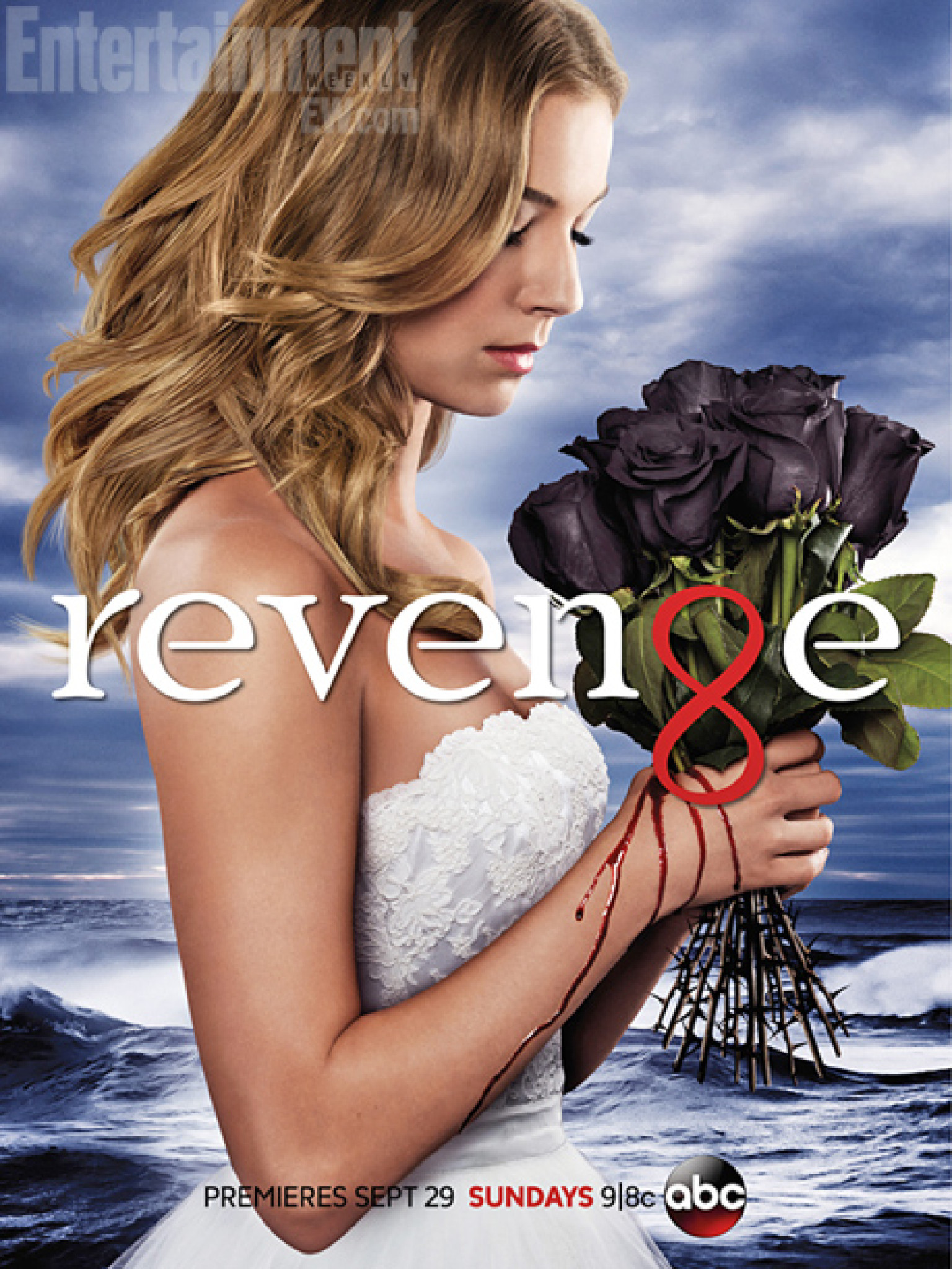 New 'Revenge' Poster Is Very Creepy | HuffPost