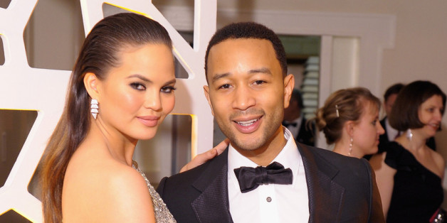 John Legend And Chrissy Teigen Get Married In Italy
