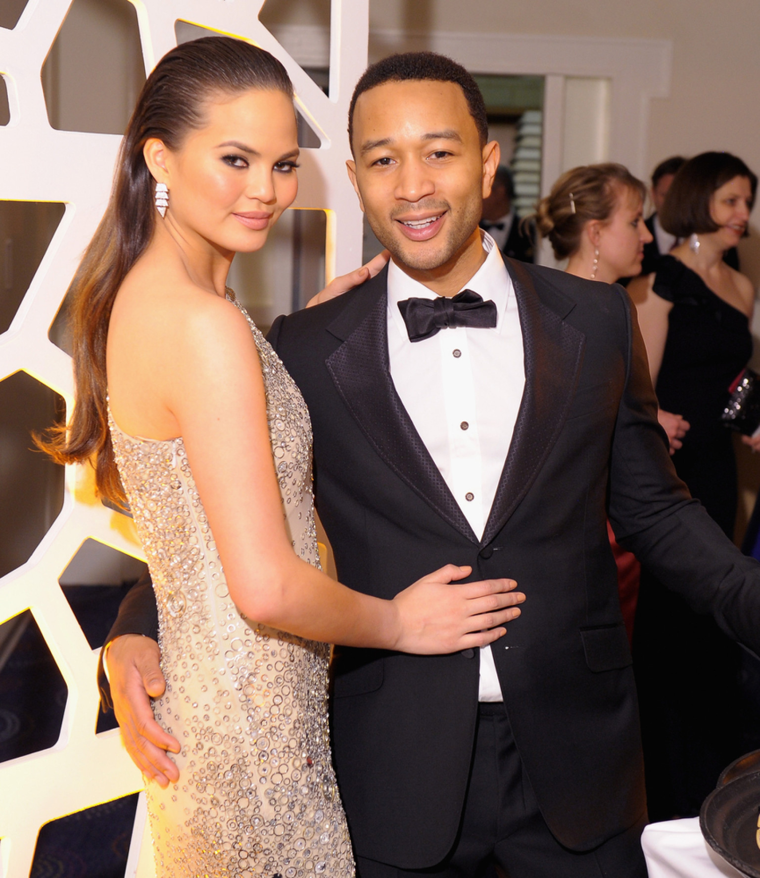 chrissy teigen john legend meet on video