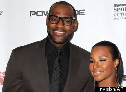 LeBron James Married