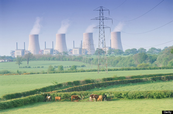 nuclear power uk