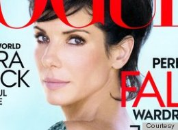 PIC: What's Going On With Sandra Bullock's Hair?