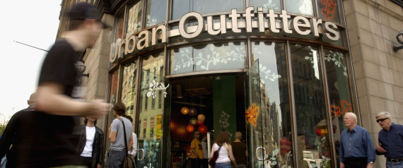 URBAN OUTFITTERS NEW YORK