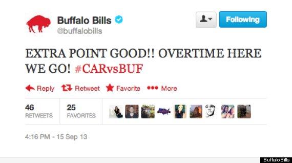 bills tweet