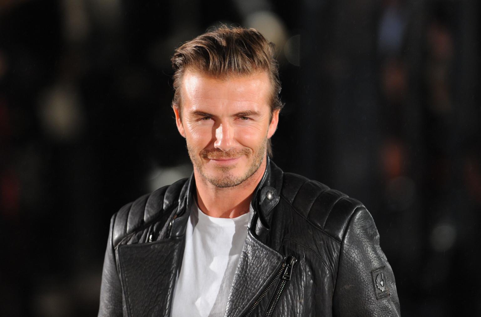 David Beckham Tells HuffPostUK: 'I'm Not Retired As A ... David Beckham Facebook