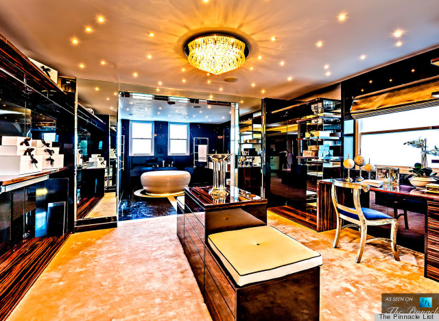 This Luxury London Flat Has The Dressing Room Of Your ...