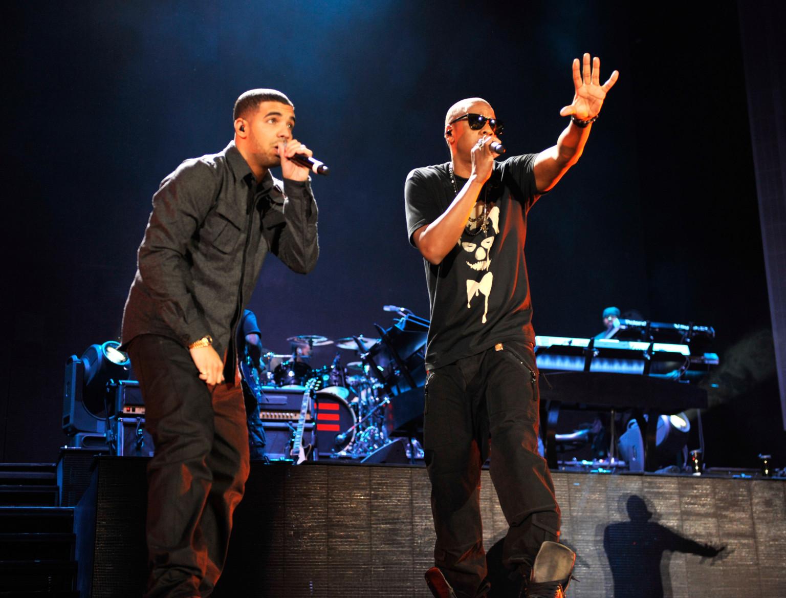 Drake Amp Jay Z S Pound Cake Paris Morton Music 2 Hits Web