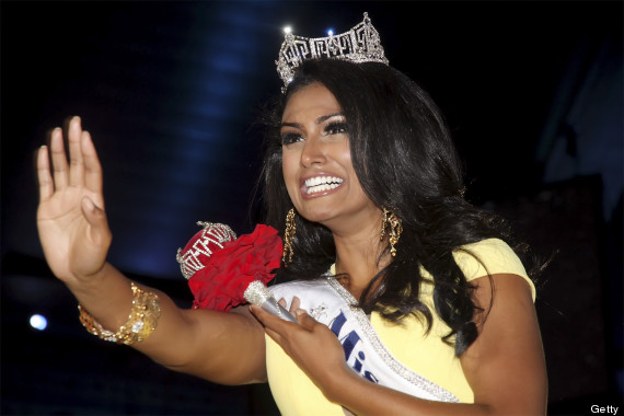 miss america has received vile twitter abuse expressing anger a