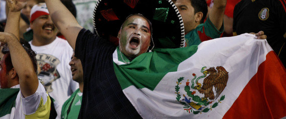 MEXICAN SOCCER FANS