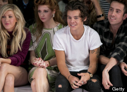 PICS: Celebs At London Fashion Week