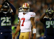 49ers Fall To Seahawks 29-3: Colin Kaepernick Says 'We're Not Going To Win Games If I Play Like That'