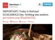 Seamless Deletes Insensitive Tweet About Guacamole Day