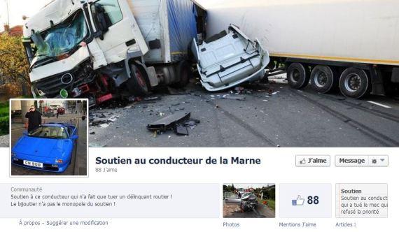 facebook conducteur