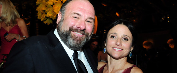 julia louis-dreyfus james gandolfini