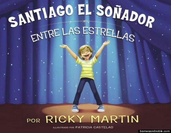 Santiago el soñador de estrellas de Ricky Martin