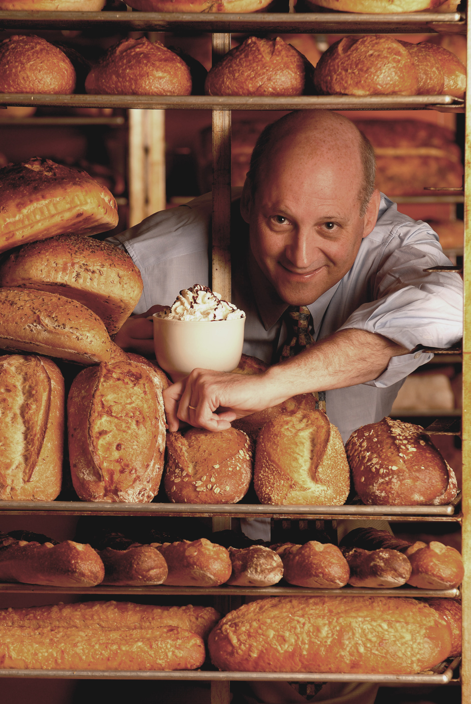 Ron Shaich Panera Bread Ceo Is Attempting To Live On 4
