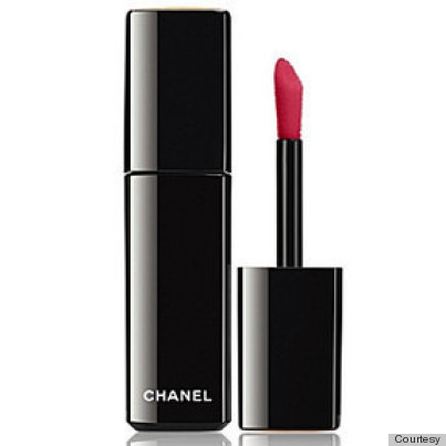 chanel dragon rouge lacque