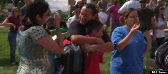 colorado schoolchildren rescued