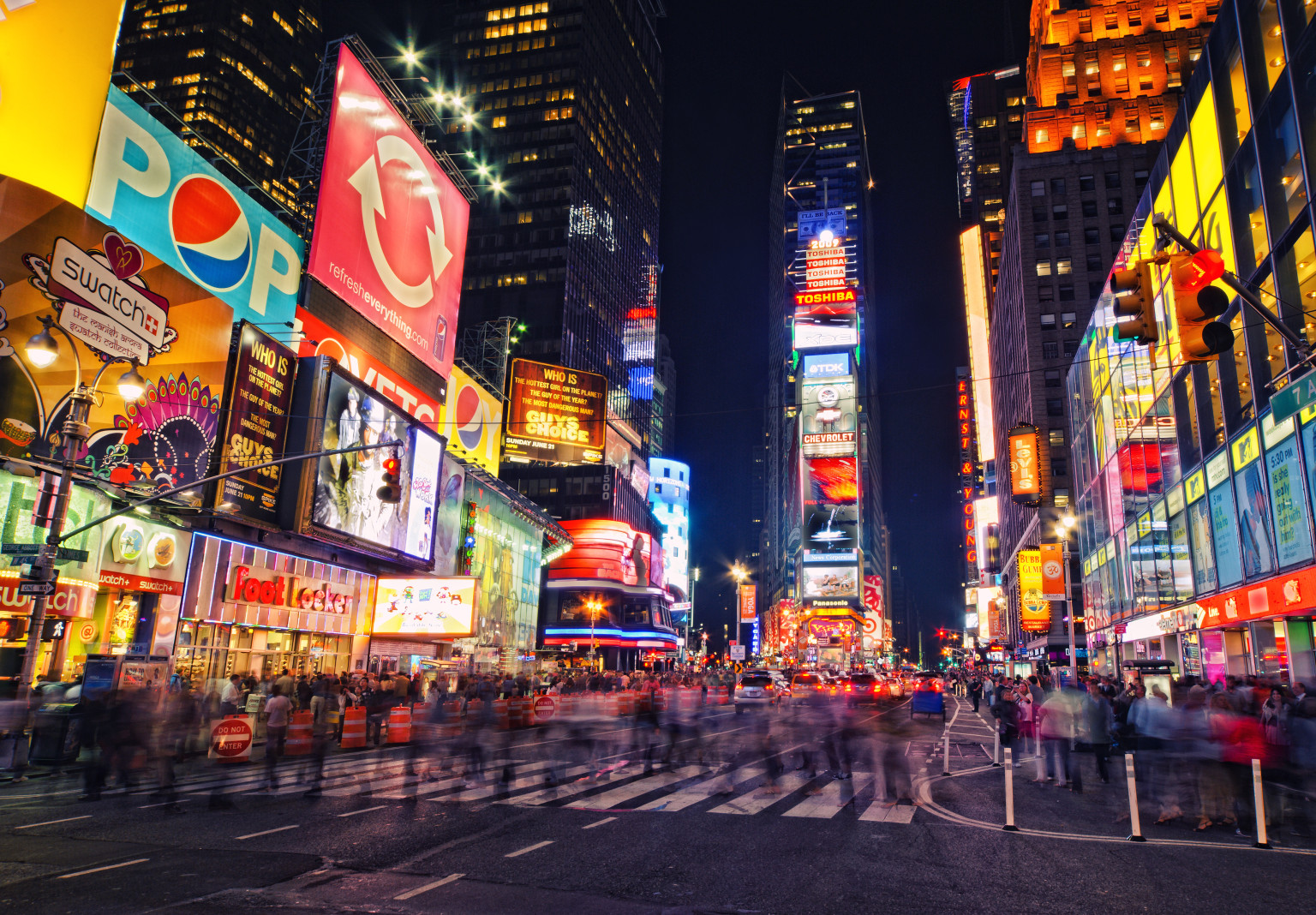 Hidden times square 7 places you shouldn 39 t miss huffpost for Places to see in nyc at night
