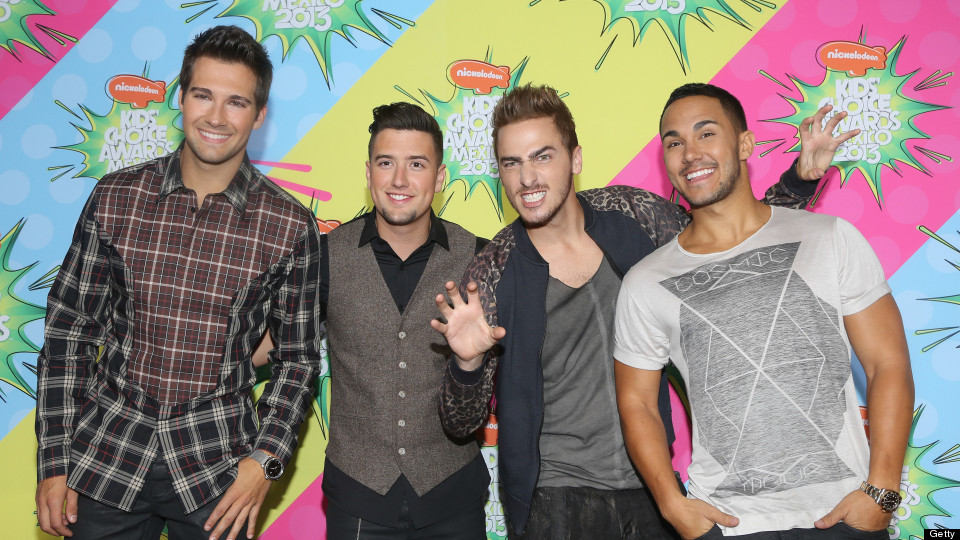 Who is big time rush dating 2014