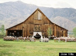 10 Reception Venues You'll Wish Were Yours