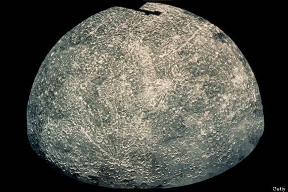 mercury surface