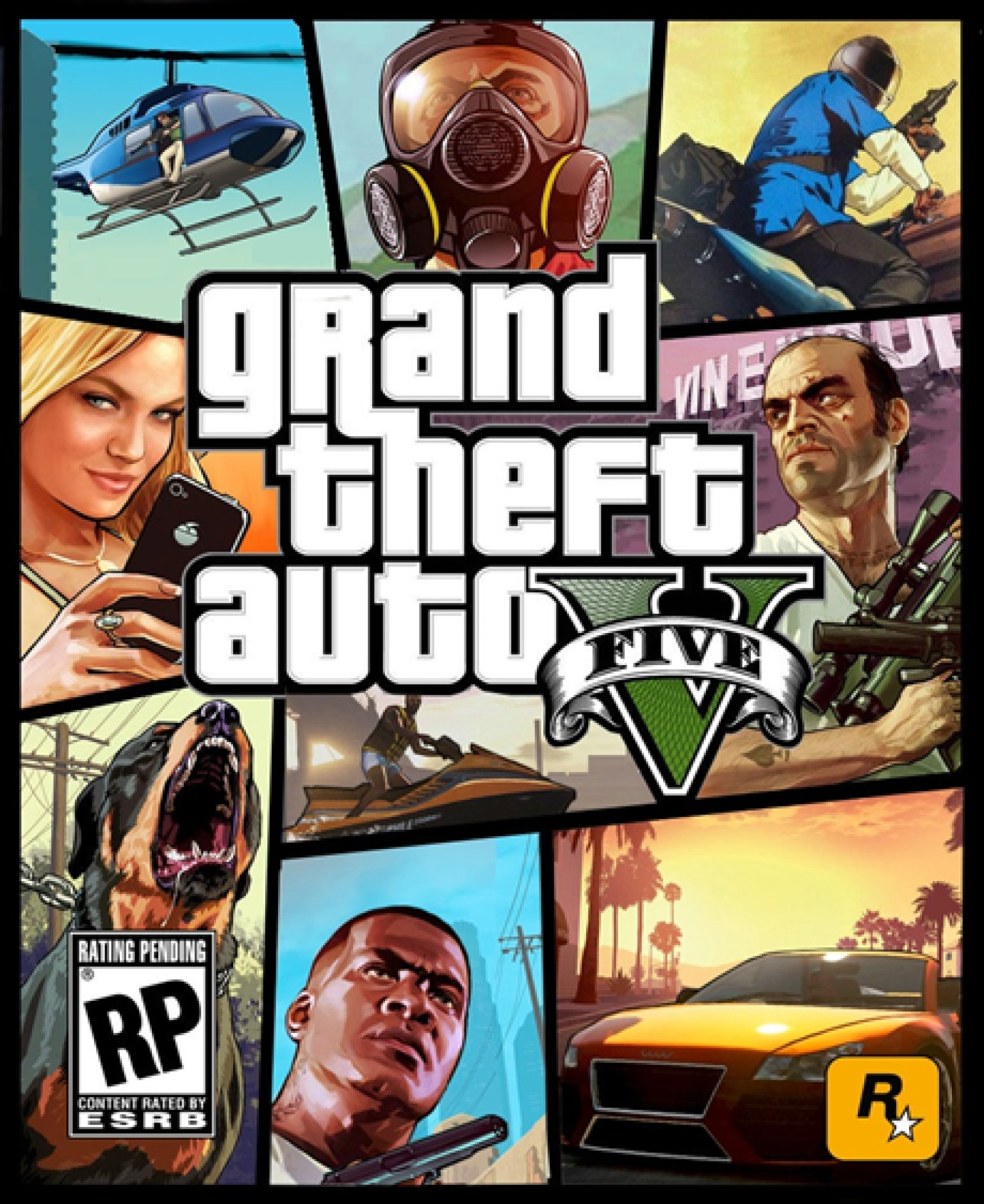 Gta Grand Theft Auto V 5 Ps3: GTA 5: Install The Wrong Disc, Break The Game (VIDEO