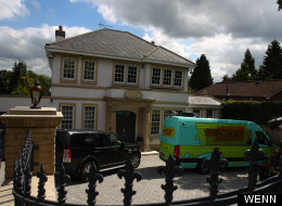 This House ISN'T Scooby Doo's..