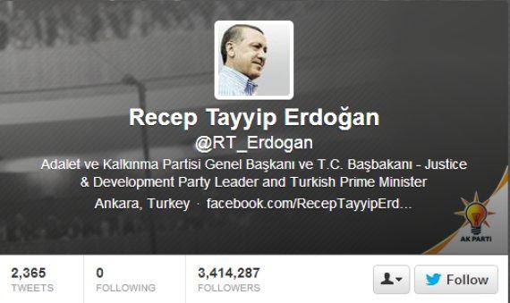 erdogan twitter