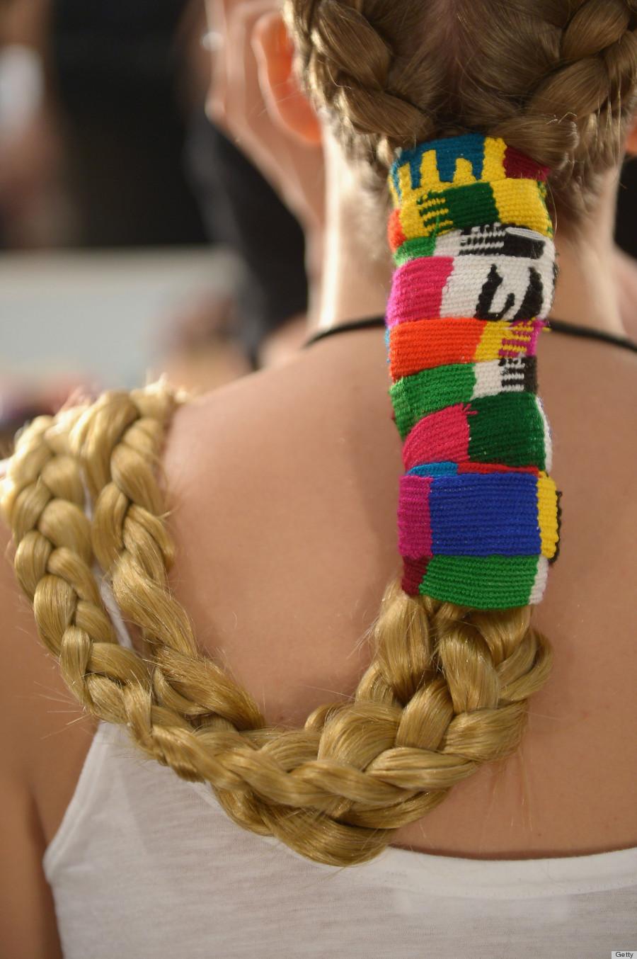 mara hoffmann spring 2014 braids