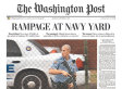Navy Yard Shooting Front Pages: How Newspapers Covered The Tragedy (PHOTOS)