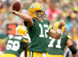 Aaron Rodgers' Best Performances: Packers QB Makes History With Big Win Over Redskins (PHOTOS)