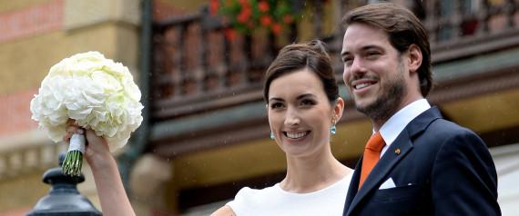 LUXEMBOURG PRINCE ROYAL WEDDING