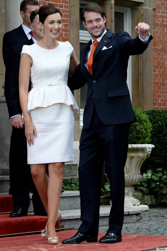 Luxembourg Prince Marries Girlfriend Claire Lademacher In
