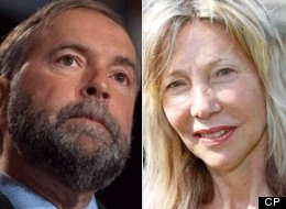 tom mulcair linda mcquaig