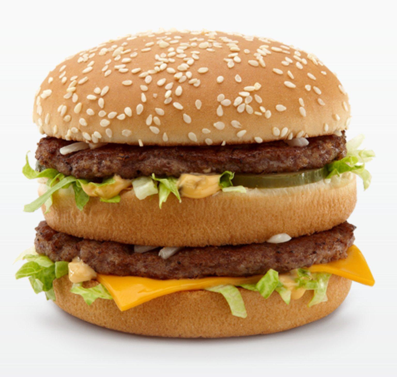 Old Mcdonald S Logo: Dennis Rosenlof, 64-Year-Old Man, Has Eaten 12,000 Big