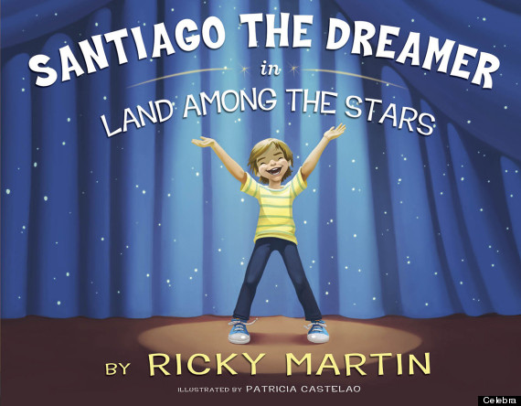 ricky martin childrens book