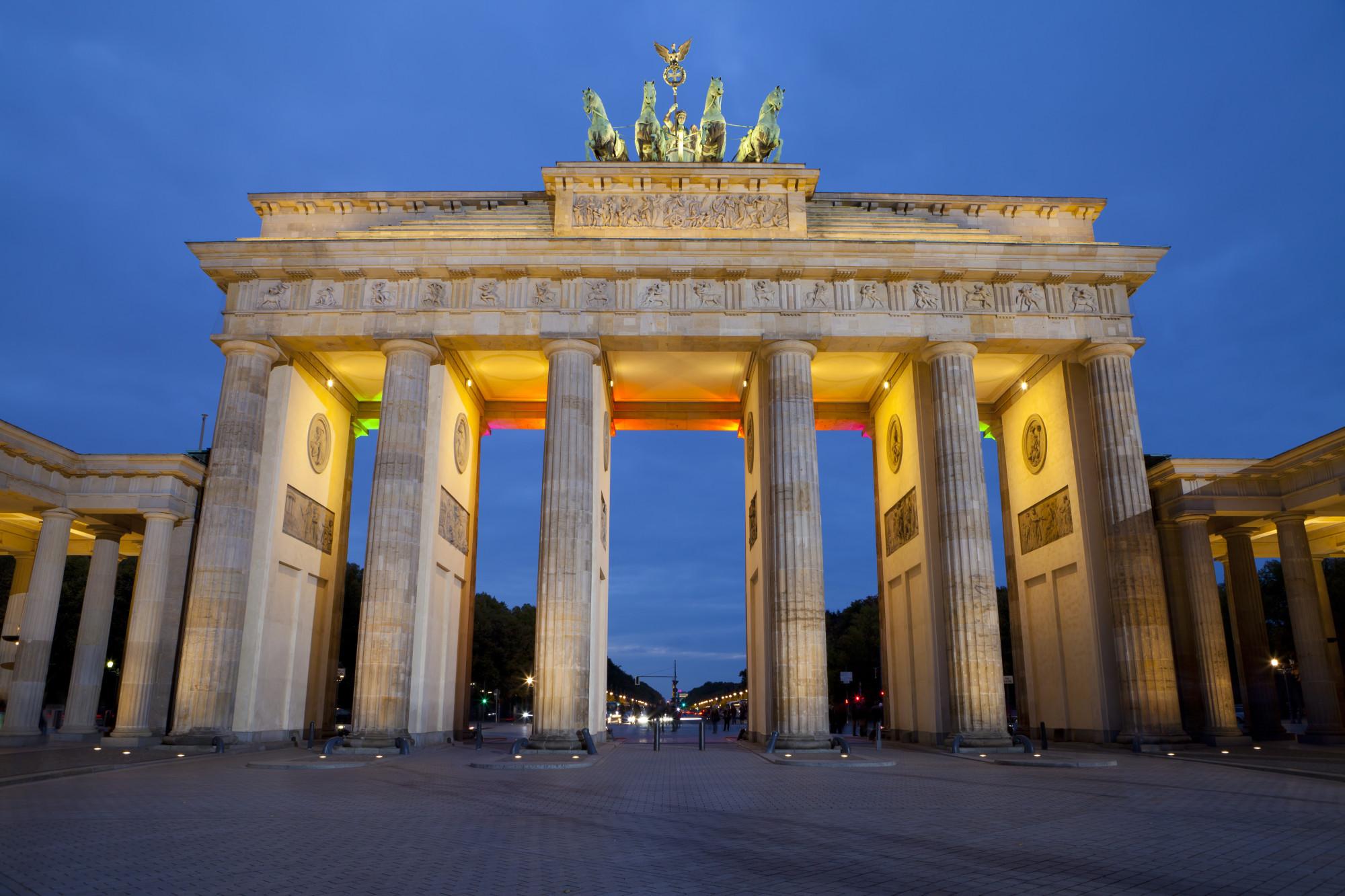 Mcdonalds Brandenburger Tor