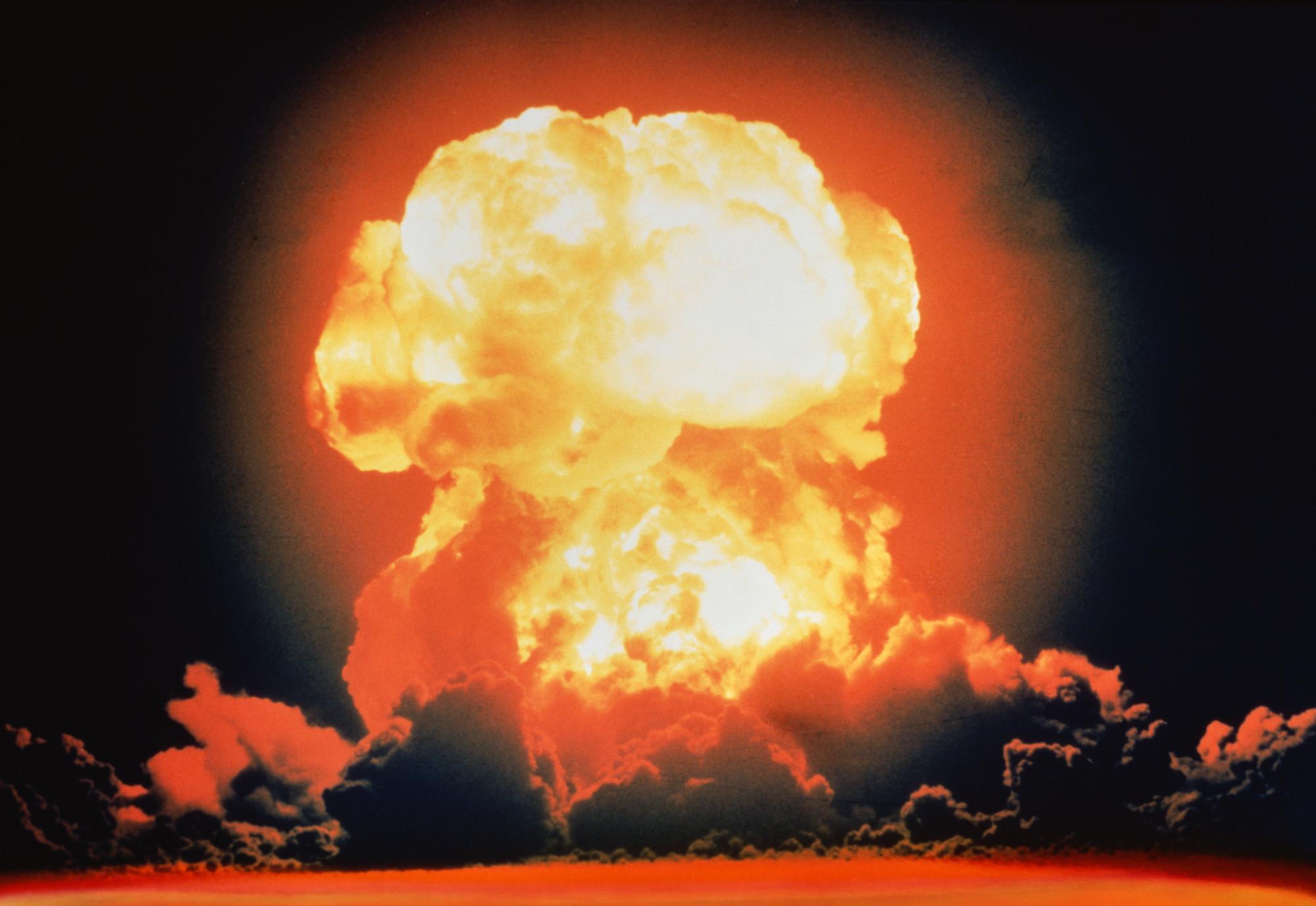Фото Атомных Взрывов 3д