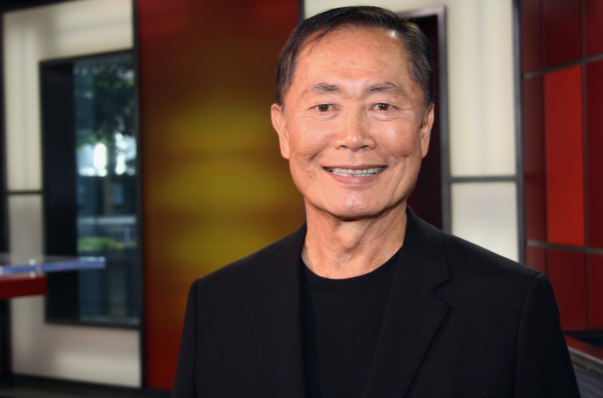 George Takei earned a  million dollar salary, leaving the net worth at 12 million in 2017