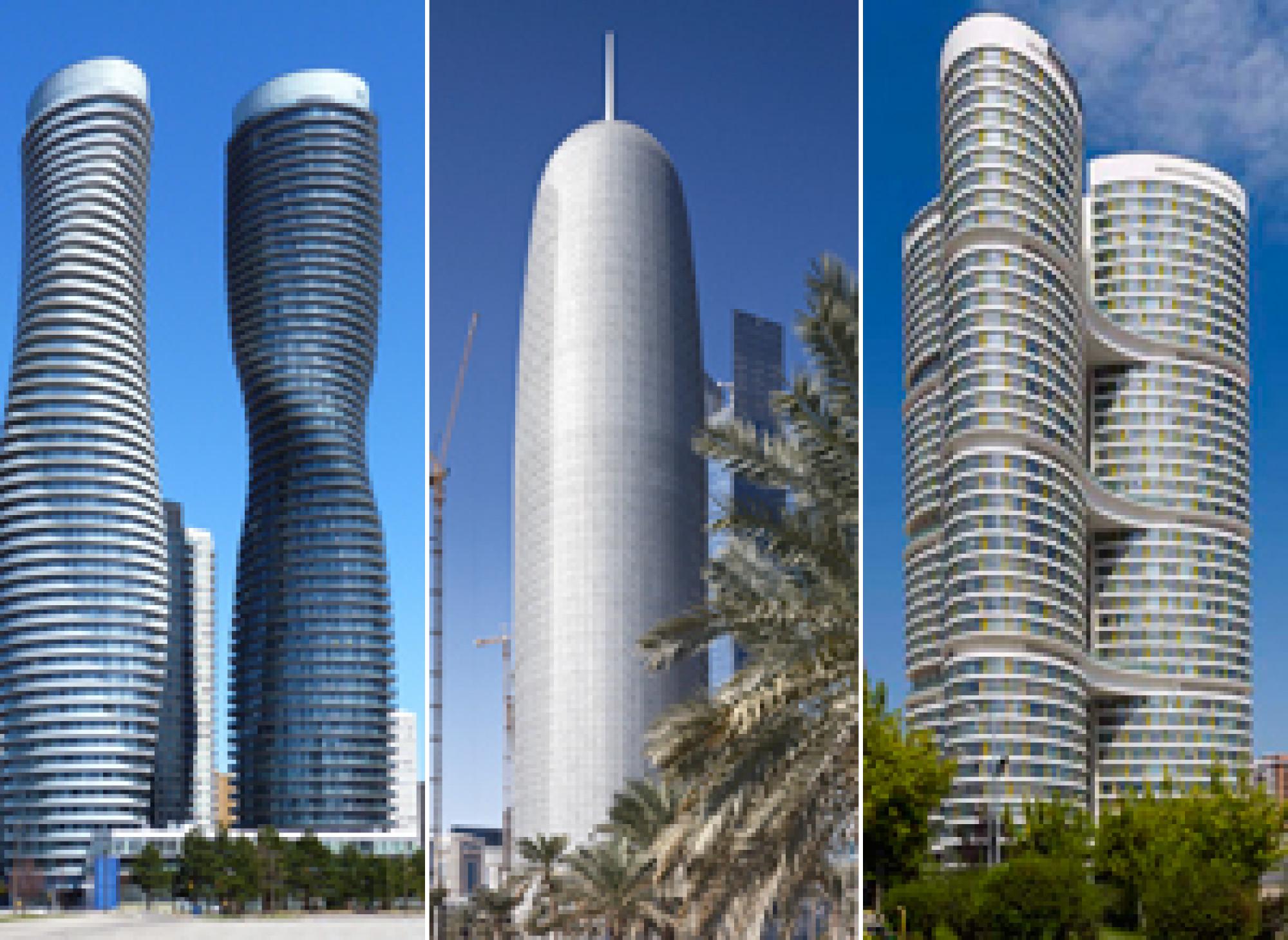 Дизайн небоскребов