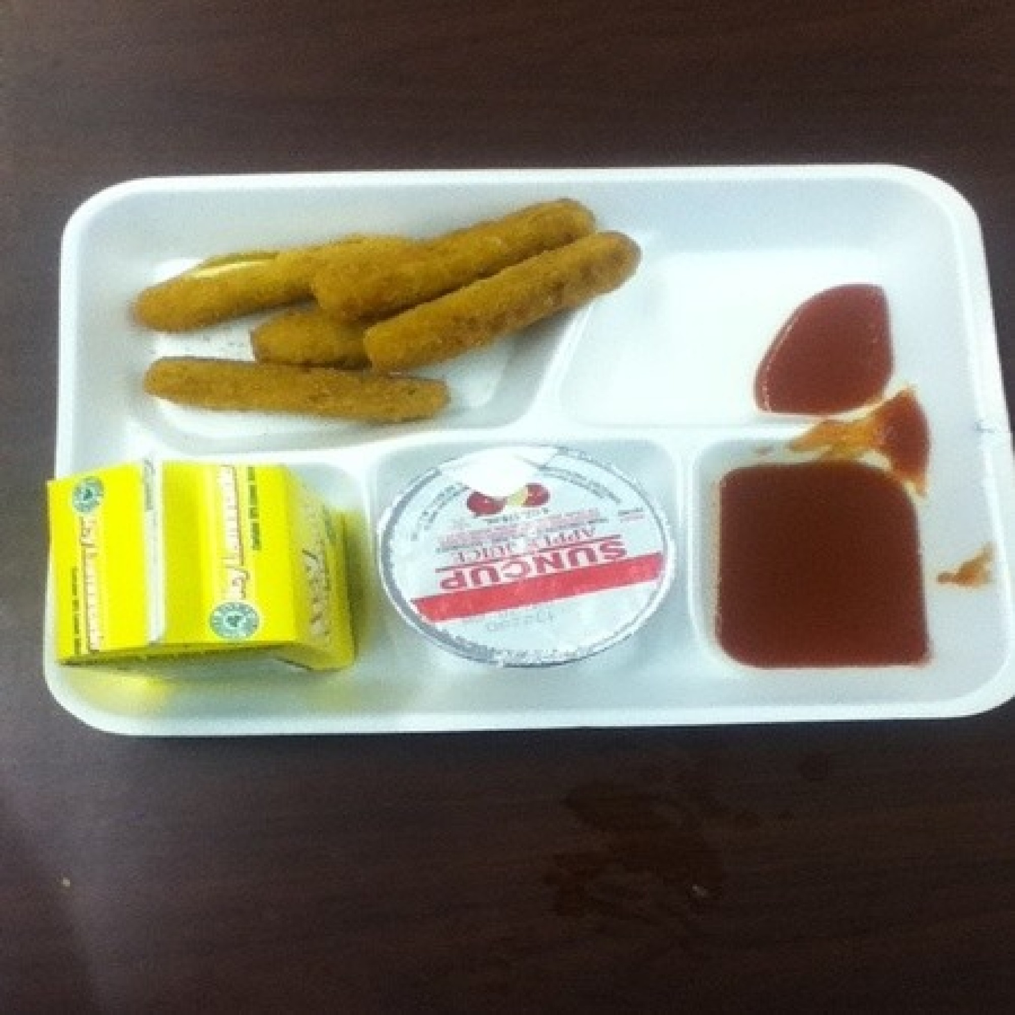 The Sad State Of School Lunch In The U.S. (PHOTOS)