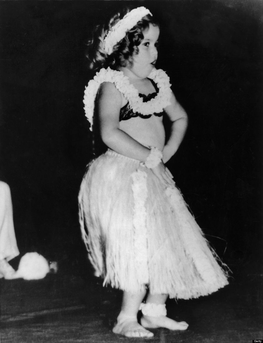 shirley temple hawaii