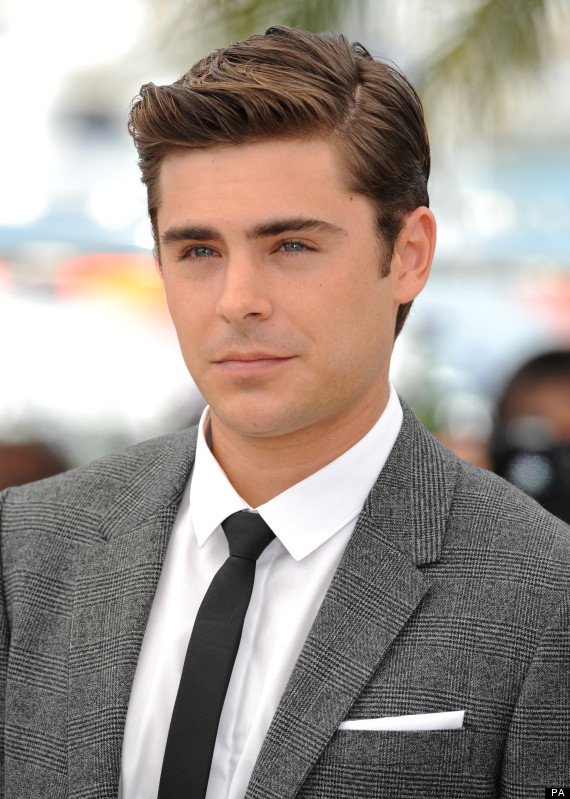Zac efron in rehab actor 39 sought help with addiction for Peinado de lado hombre